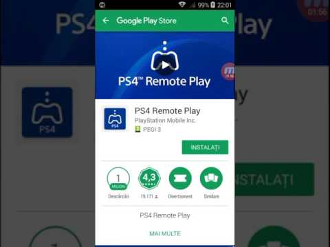 Ps4 Remoteplay 2 0 0 Mobizen Error Fixed By Myself Watch In