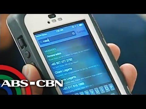 Punto por Punto: Text message na nabura, makukuha pa ba?