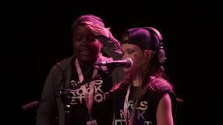 Girls Rock Detroit: ADSHEZIVE DJ Collective (Summer 2017 at Majestic Theatre)