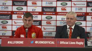 LIONS Postmatch Press Conference 3rd Test vs All Blacks 2017.mp3