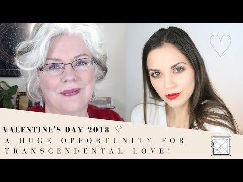 Valentine's Day 2018 Part 1 | A HUGE Opportunity for Transcendental Love ♡
