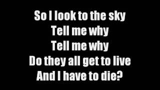 The Dead Can't Testify - Billy Talent [LYRICS]