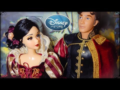 We Paid How Much?! Snow White & Prince Disney Platinum Colle