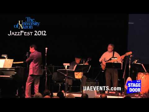Nestor Torres at the University of Akrons JazzFest 2012