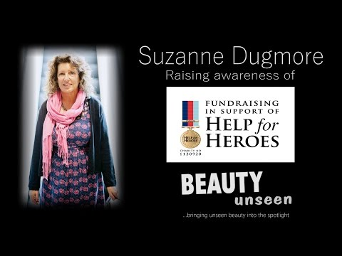 Suzanne Dugmore interview for Beauty Unseen: Coming to terms with Physical Changes