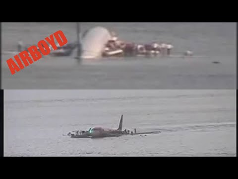 "Miracle On The Hudson Revisited ""Sully"" US Airways Flight 1549"