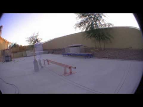 How to do a BS Feeble