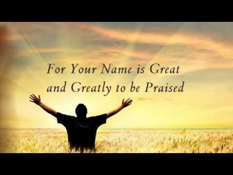 596 I Sing Praises To Your Name (Vineyard)