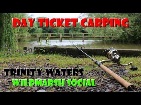 Day Ticket Carping | Wildmarsh Social | Mobile Approach!!!