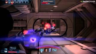 Mass Effect 3 Gameplay - GTX 560 / Q6600 / 6GB RAM (PC HD)
