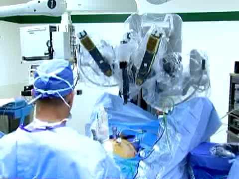 Robot Assisted Radical Prostatectomy Youtube