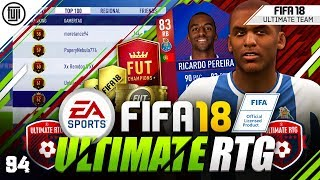 DID WE SAVE TOP 100 MONTHLY!?!? FIFA 18 ULTIMATE ROAD TO GLORY! #94 - #FIFA18 Ultimate Team