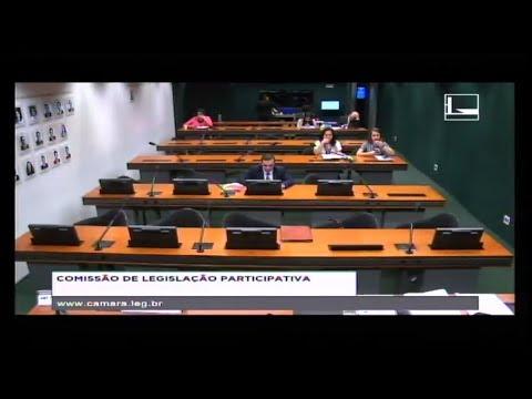 LEGISLAÇÃO PARTICIPATIVA - Eleição para 3º vice-presidente - 16/05/2018 - 13:37