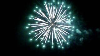 spettacolo pirotecnico pirolandia campeggio stella del sud
