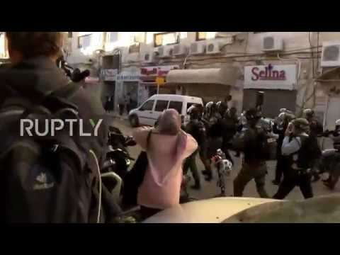 East Jerusalem: Anti-Trump demonstrators detained amidst ongoing protests