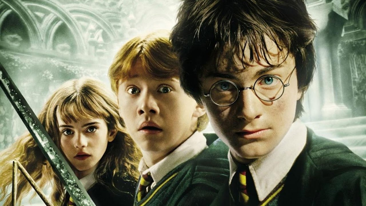 Harry potter jak zmienia si magiczny wiat youtube - Harry potter la chambre des secrets ...