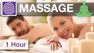 1 HOUR ☯ Super Relaxing Massage Music, Tranquil Spa Music, Relaxation Spa Music