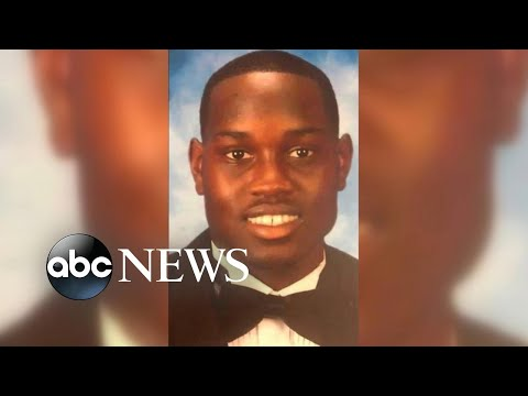New video emerges in fatal Georgia shooting of unarmed black man | ABC NEWS PRIME