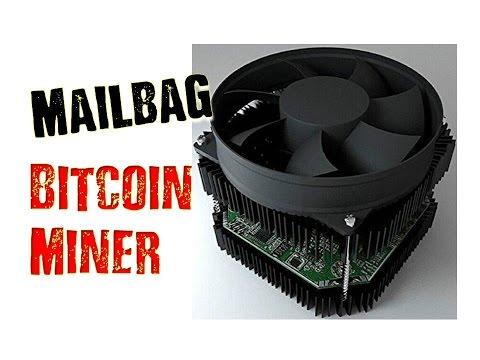 Bitcoin Miner R-Box 32 - Mailbag Show