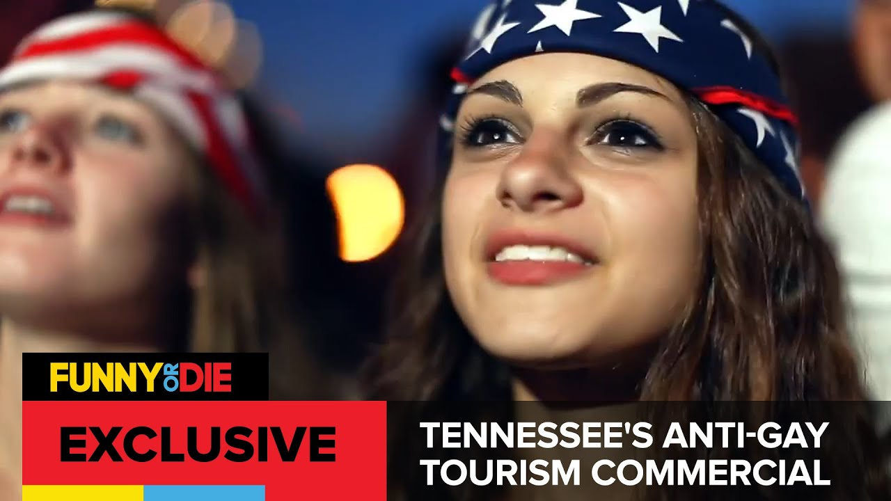 Tennessee's Anti-Gay Tourism Commercial