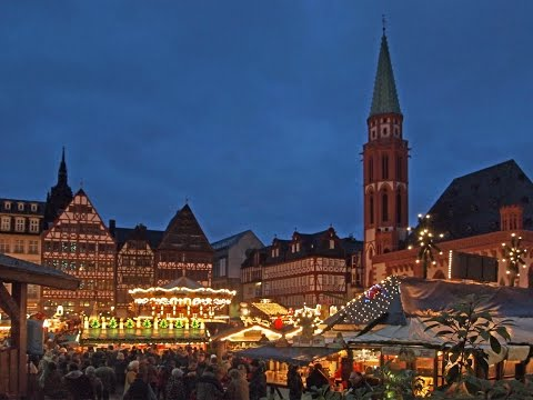 Places To See In ( Frankfurt - Germany )