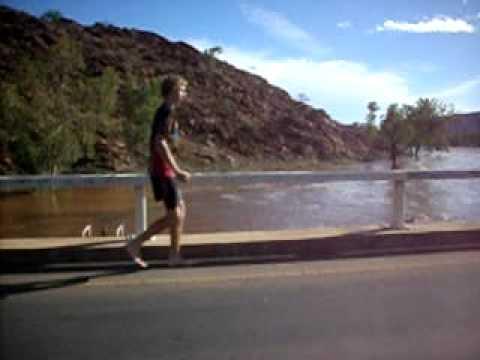 Todd River in Full Flow (1)