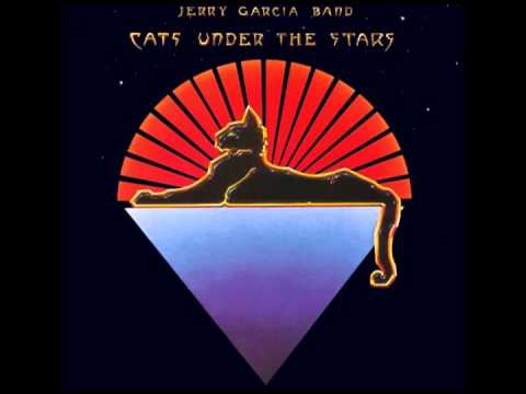 Jerry Garcia Band - Cats Under The Stars - Full Original Vinyl
