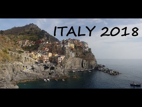 Talianske leto 2017 (Italy road trip 2017)