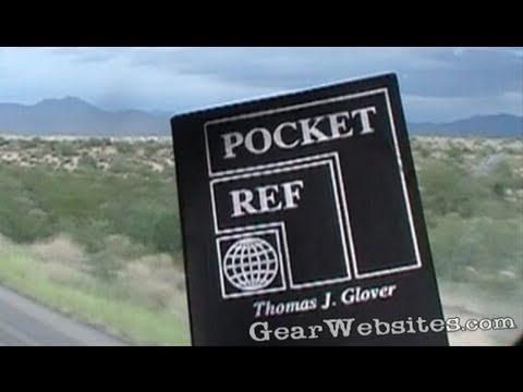 Pocket Ref the Pocket Reference Book