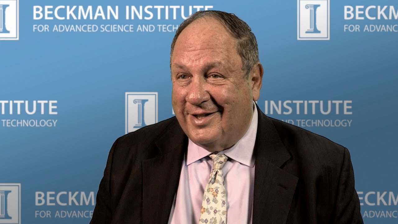 Watch Oral Histories: Arnold Beckman, Ted Brown, and the Beckman Institute (Kline)