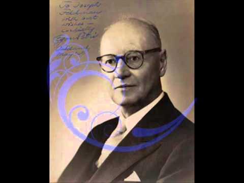 Egon Petri - Very rare broadcasts from the 40's (Bach, Scarlatti, Brahms, Chopin)