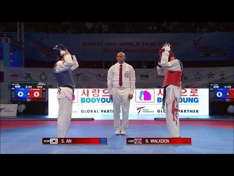 2017 Grand Prix Rabat GB Highlights