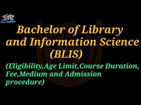 [IGNOU] BLIS PROGRAMME  II ELIGIBILITY II COURSE DURATION II FEE II HOW TO APPLY?