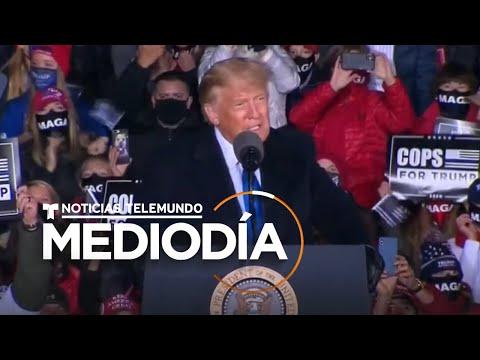 Noticias Telemundo Mediodía, 26 de octubre de 2020   Noticias Telemundo