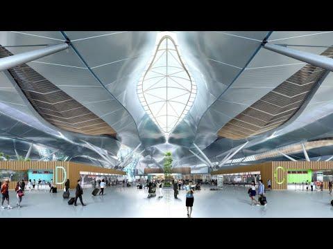 Самые Большие Аэропорты в Мире 2019 Крупнейший Аэропорт
