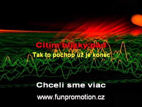 TINA feat  RYTMUS   PRÍBEH Karaoke Version