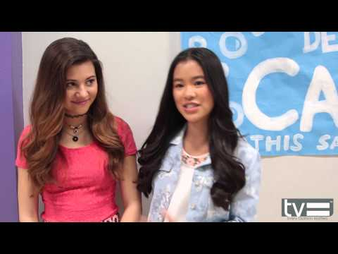 Olivia Stuck & Tify Espensen   Kirby Buckets Disney XD