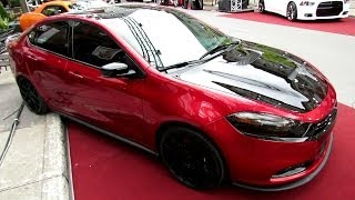 Dodge Dart Scat Package 2014 Videos