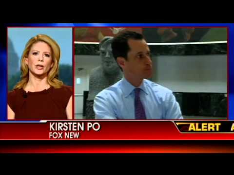 Former Girlfriend Kirsten Powers Takes Weiner To Task For Misogyny