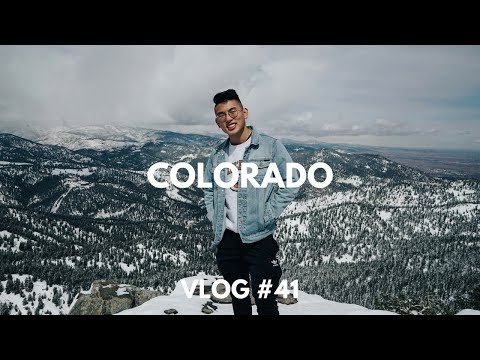14 HOURS IN COLORADO - VLOG #41