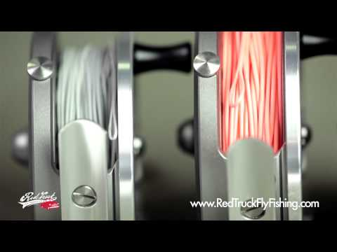 Red Truck Diesel Fly Reels - Red Truck Fly Fishing Company