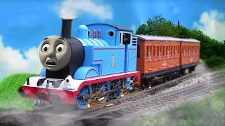 Thomas and the Emergency Cable - CLIP REMAKE OO/HO CGI SERIES 18