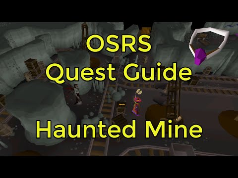 OSRS - Haunted Mine Quest Guide