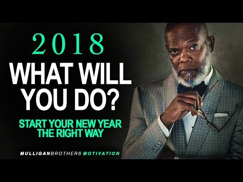 MUST Watch Before New Years - 2018 Motivation For Success in Life & Study