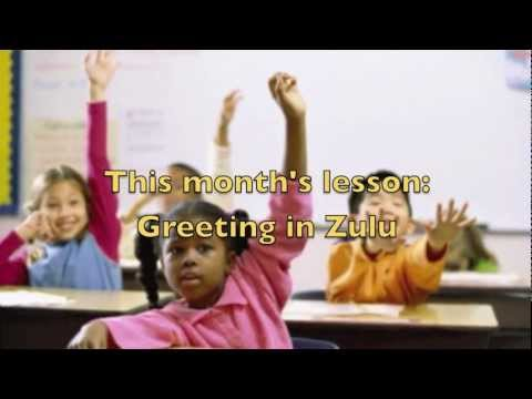 Online Zulu Lessons