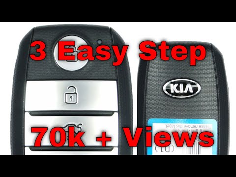 2015 Hyundai Genesis Sedan Key Fob Battery Replacement | Doovi