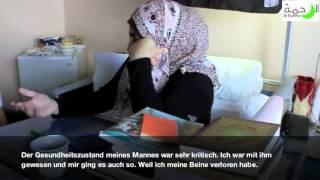 Berührende Geschichte einer syrischen Frau aus Homs