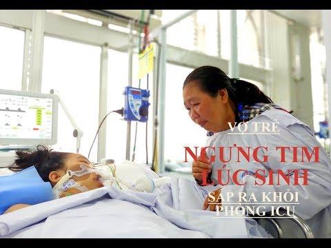 Người Vợ Trẻ Ngưng Tim Lúc Sinh Sắp Rời Phòng ICU, Mẹ Thẩn Thờ Kêu Con Dậy :(