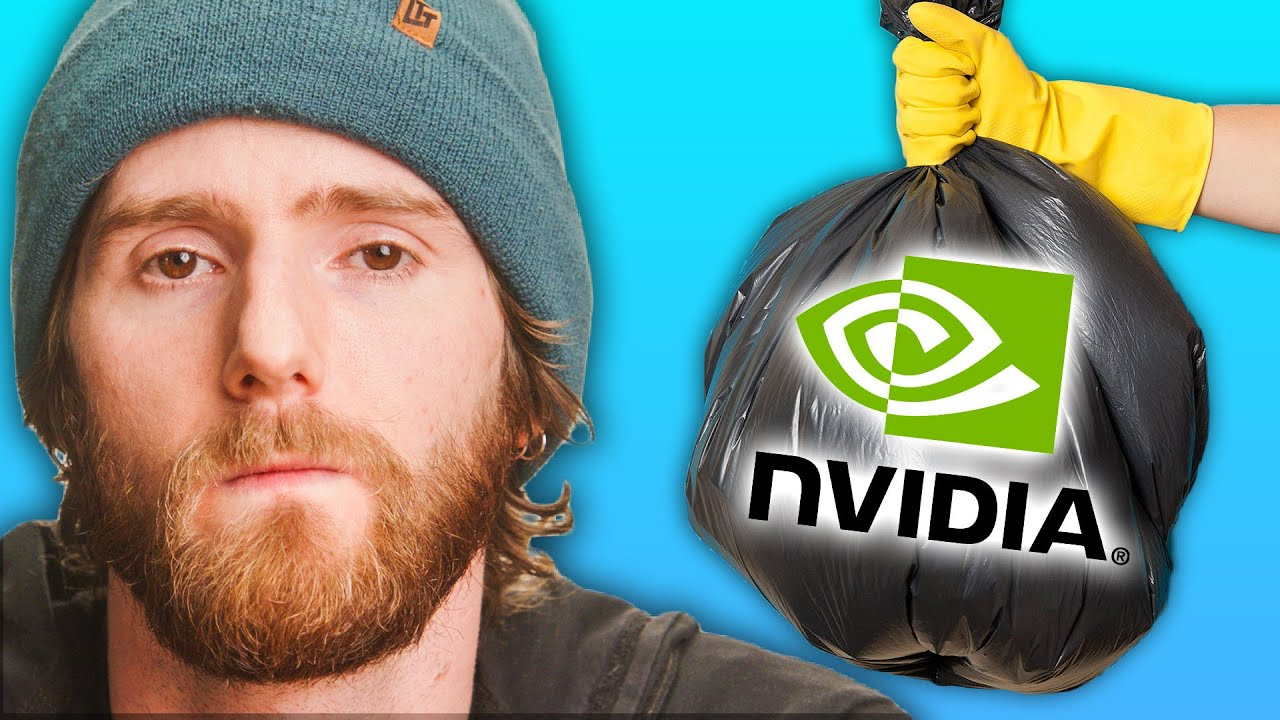 Download NVIDIA pretends to care about gamers. - CMP Announcement