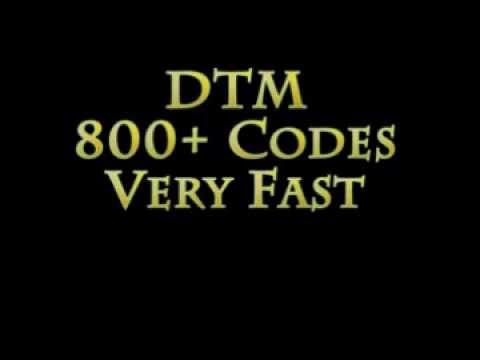 Downtown Mafia Codes